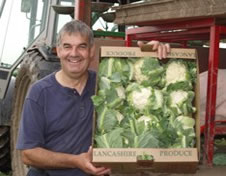 Peter Ashcroft - Local Cauliflower Grower
